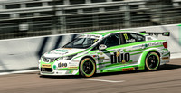 British Touring Car Championship - Rockingham - 2017